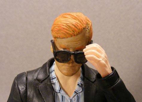 Sunglasses of Justice