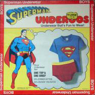 Superman's underwear