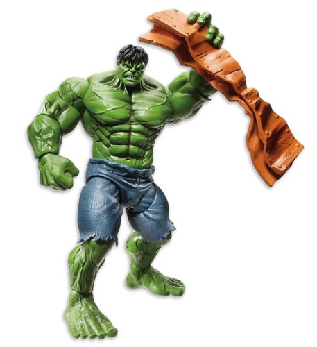 incredible hulk toys - photo #3