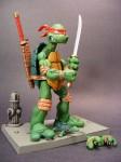 Leonardo leads