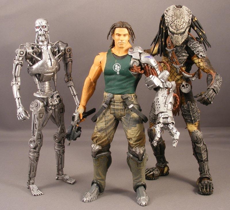 Bionic Commando NECA videogames