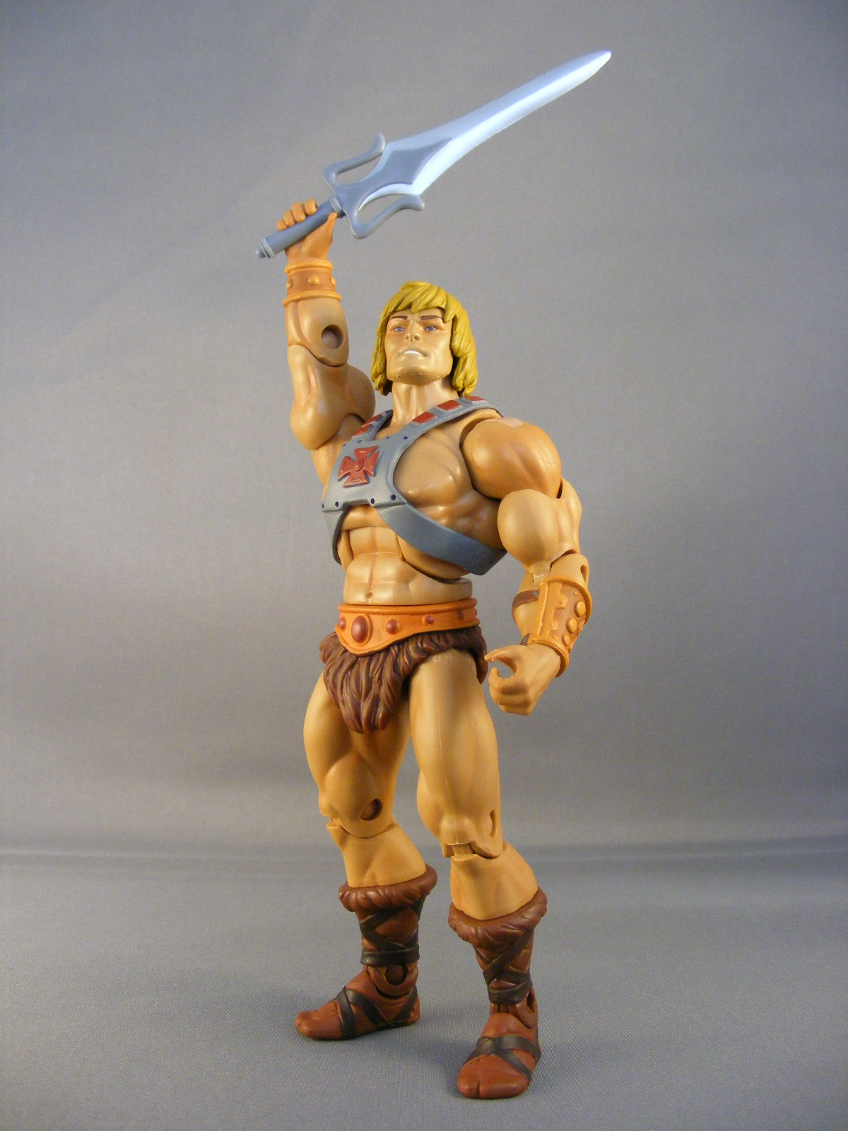 Toys For Gentleman : He man masters of the universe classics poeghostal