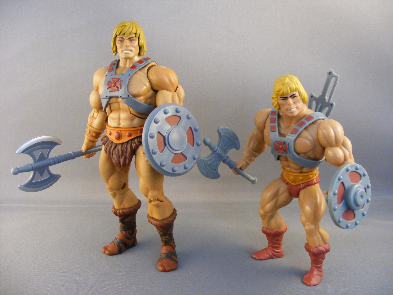 Masters Of The Universe Toys : He man masters of the universe classics poeghostal