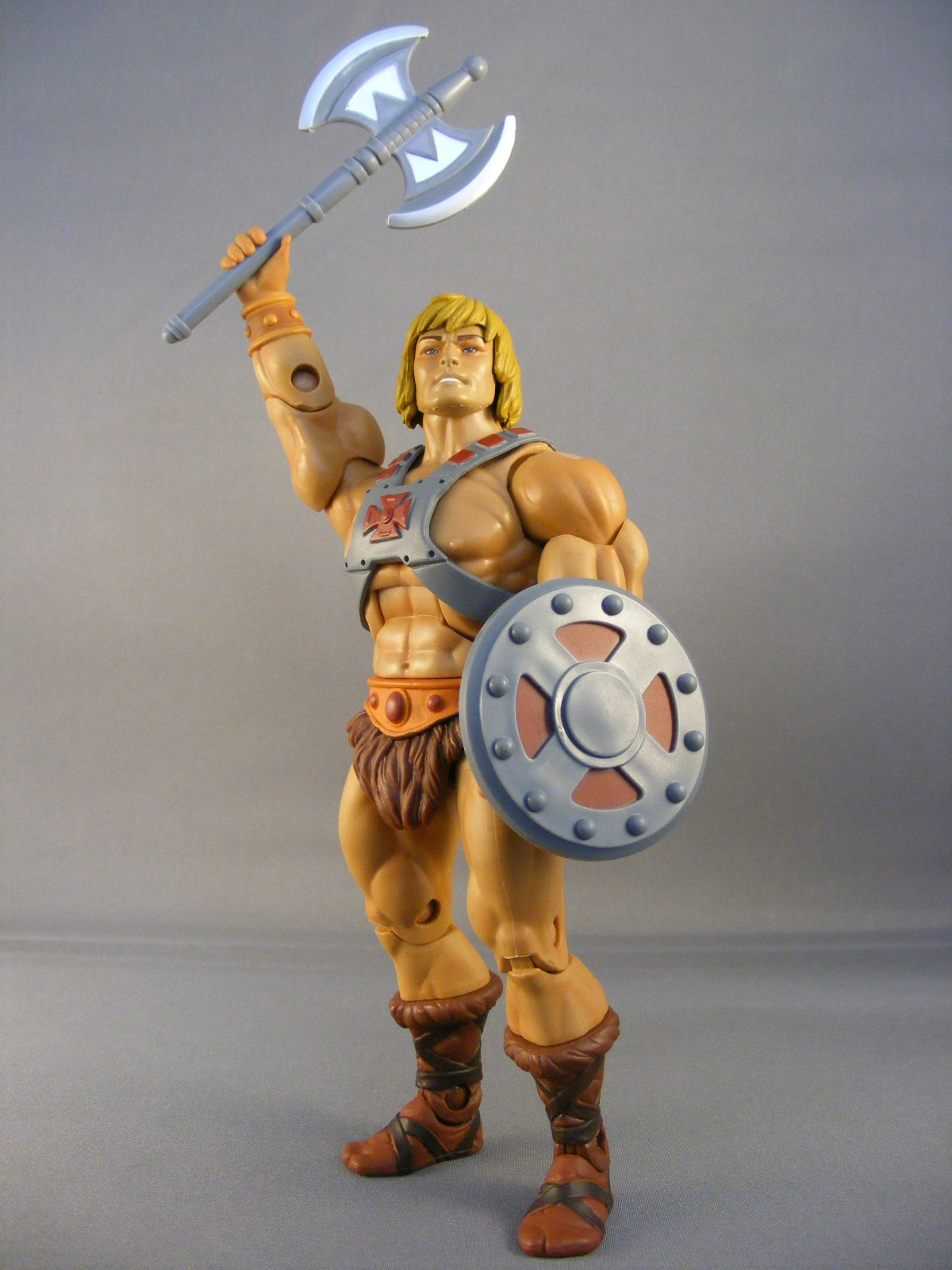 Masters of the Universe Classics Figure He-Man loose figure