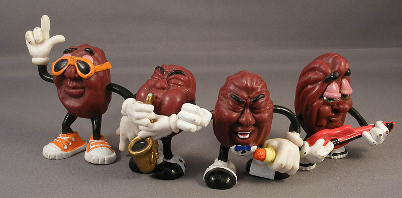 california raisin guys