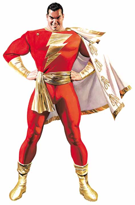 alx ross captain marvel