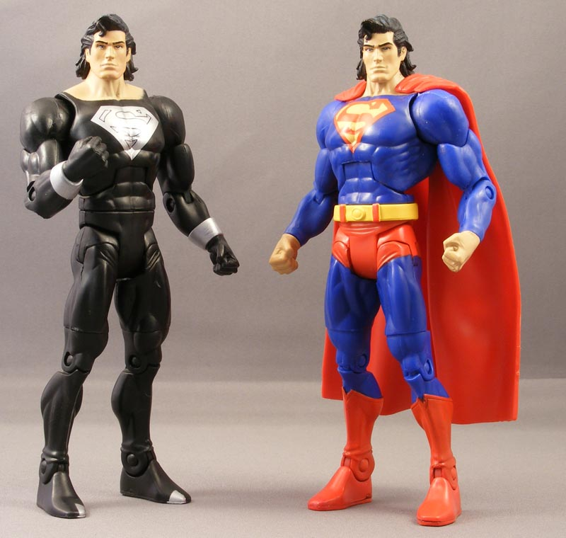 Review Recovery Suit Superman Dc Universe Classics Poe Ghostal S Points Of Articulation