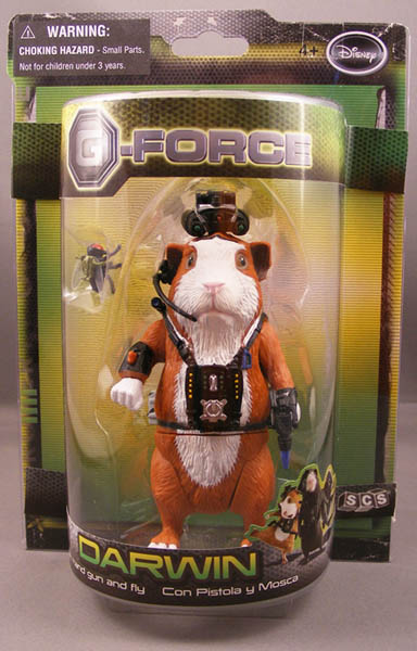 Review Darwin G Force Poe Ghostal S Points Of Articulation
