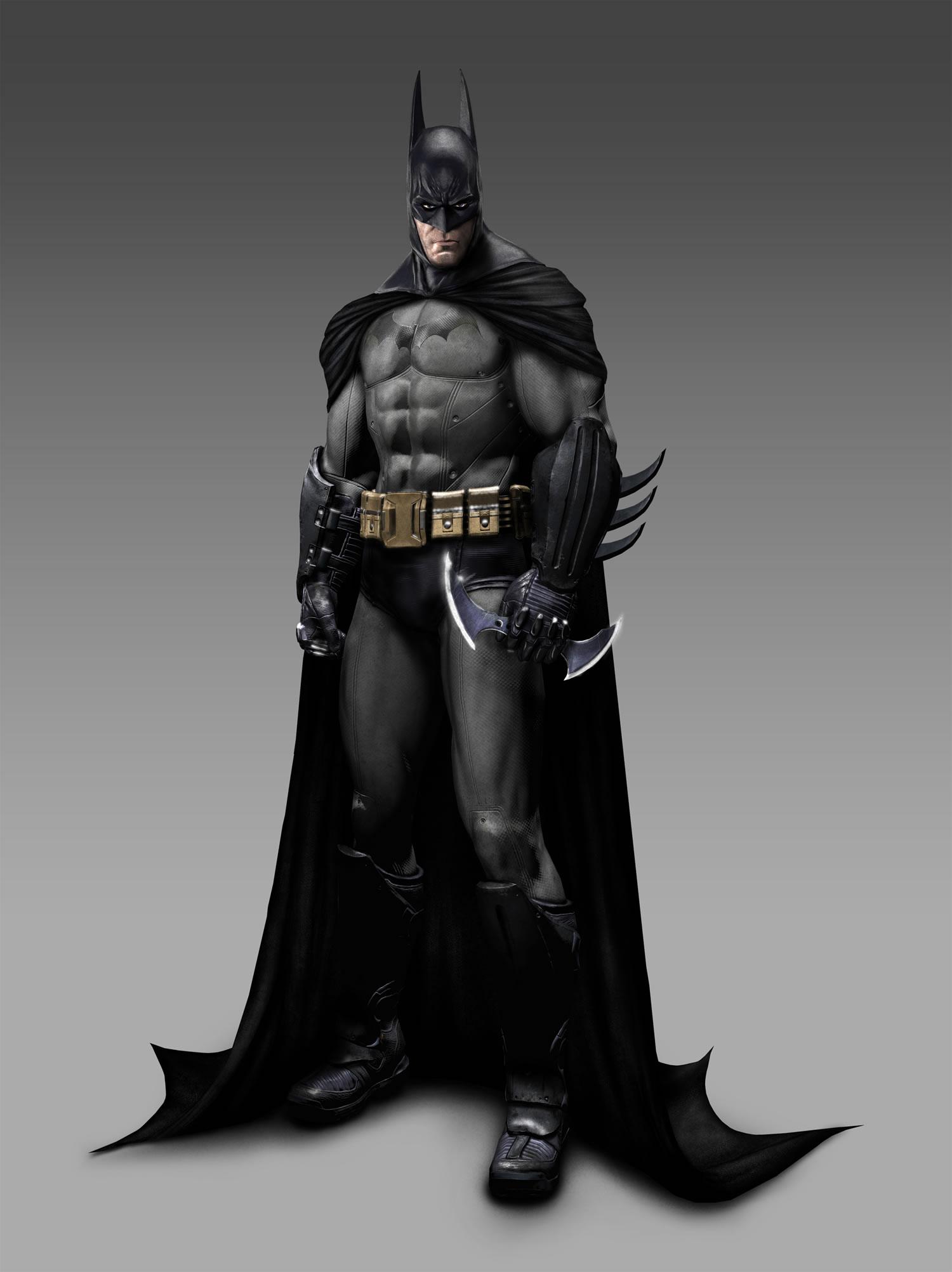 Review Arkham Asylum Batman Play Arts Kai Square Enix