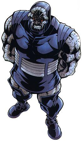 Review > Darkseid (DC Universe Classics) : PoeGhostal.com