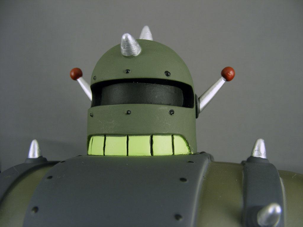 Review > Destructor 2011 SDCC Exclusive (Futurama, Toynami)