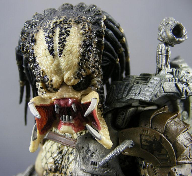 Review > Classic Predator (Predators, NECA) : PoeGhostal.com