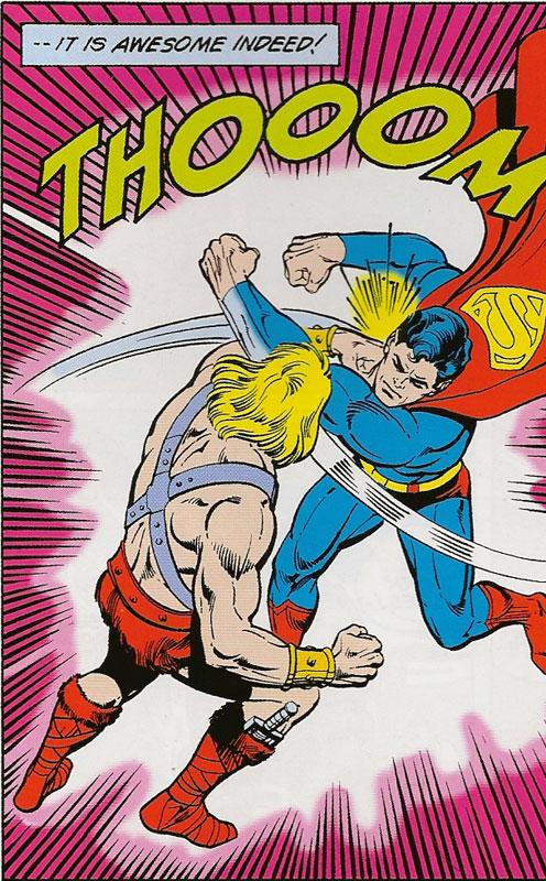 Review > DCUC vs. MOTUC 2-packs (Superman vs. He-Man, Lex ...
