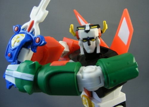 Blazing Sword Voltron