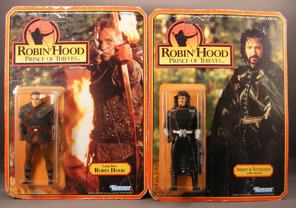 Robin Hood Prince Of Thieves Toys 23