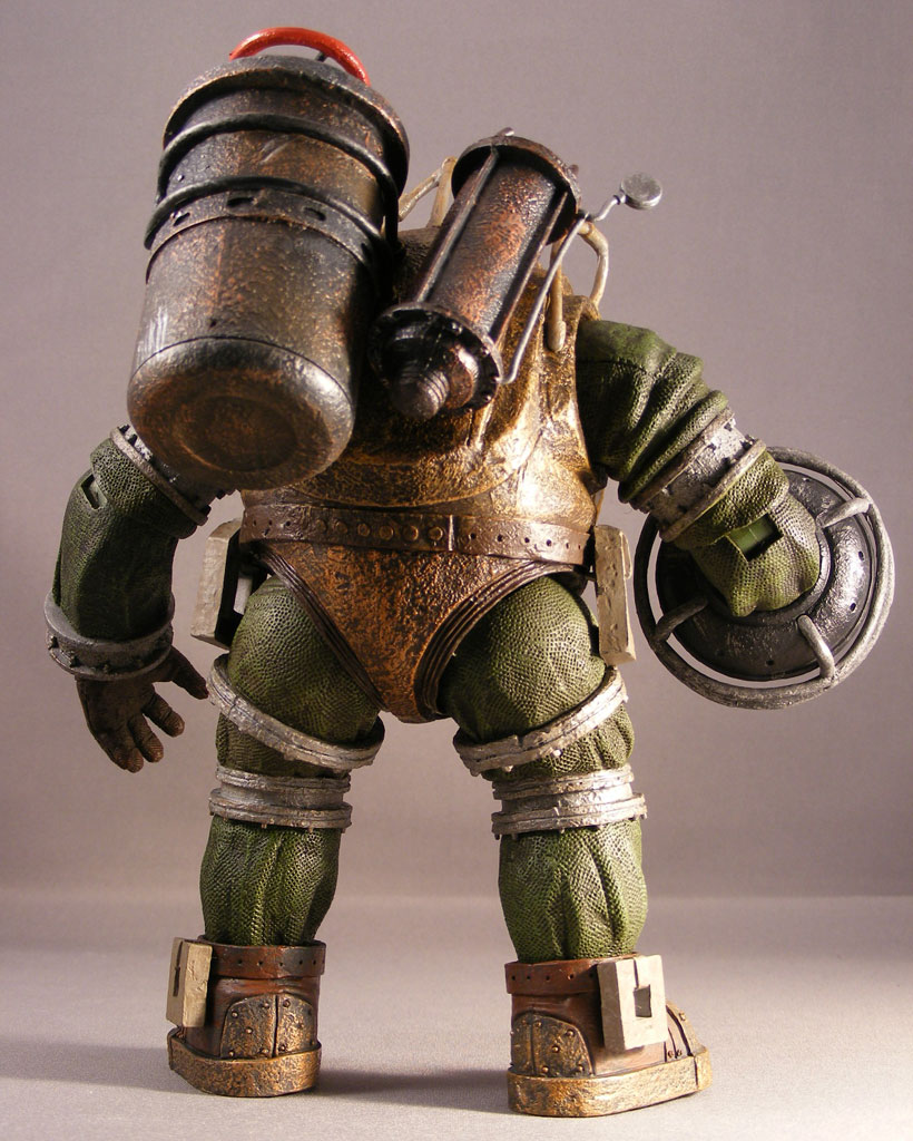 Review big daddy bioshock 2 neca for Big daddy s antiques