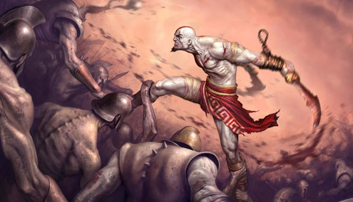 achilles god of war