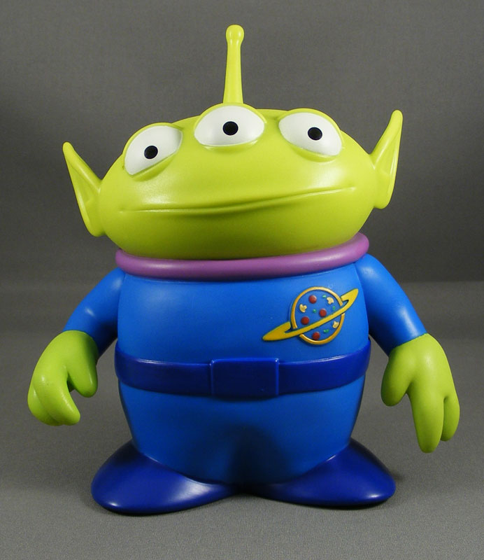 Toy story aliens necessary words