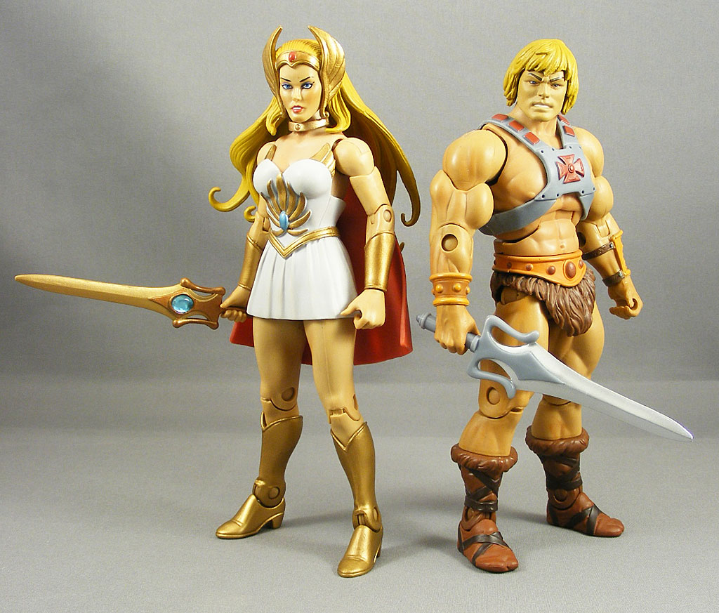 Men S Toys : Review gt she ra masters of the universe classics