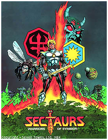 Sectaurs movie