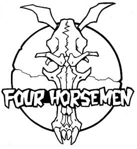 FOUR HORSEMEN logo