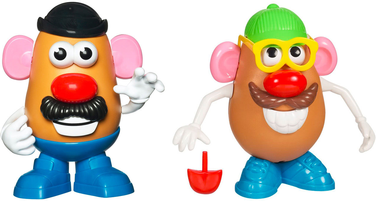 mrs potato head images