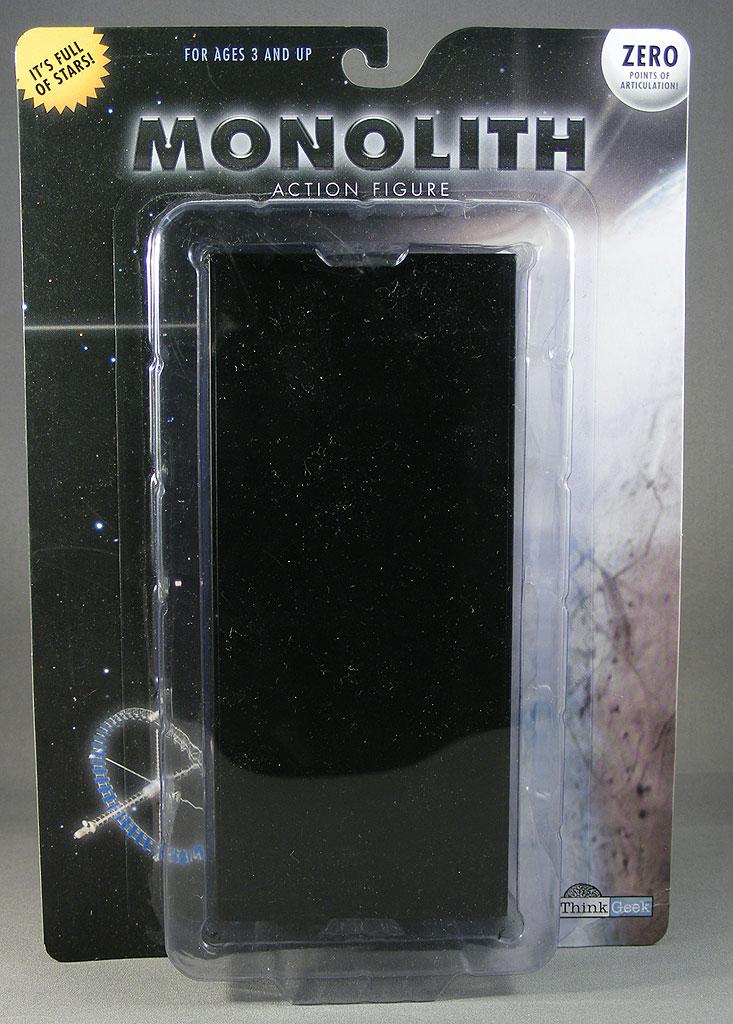 Review Gt Monolith Action Figure Thinkgeek Poeghostal Com