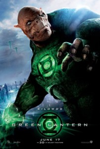 Kilowog from movie poster