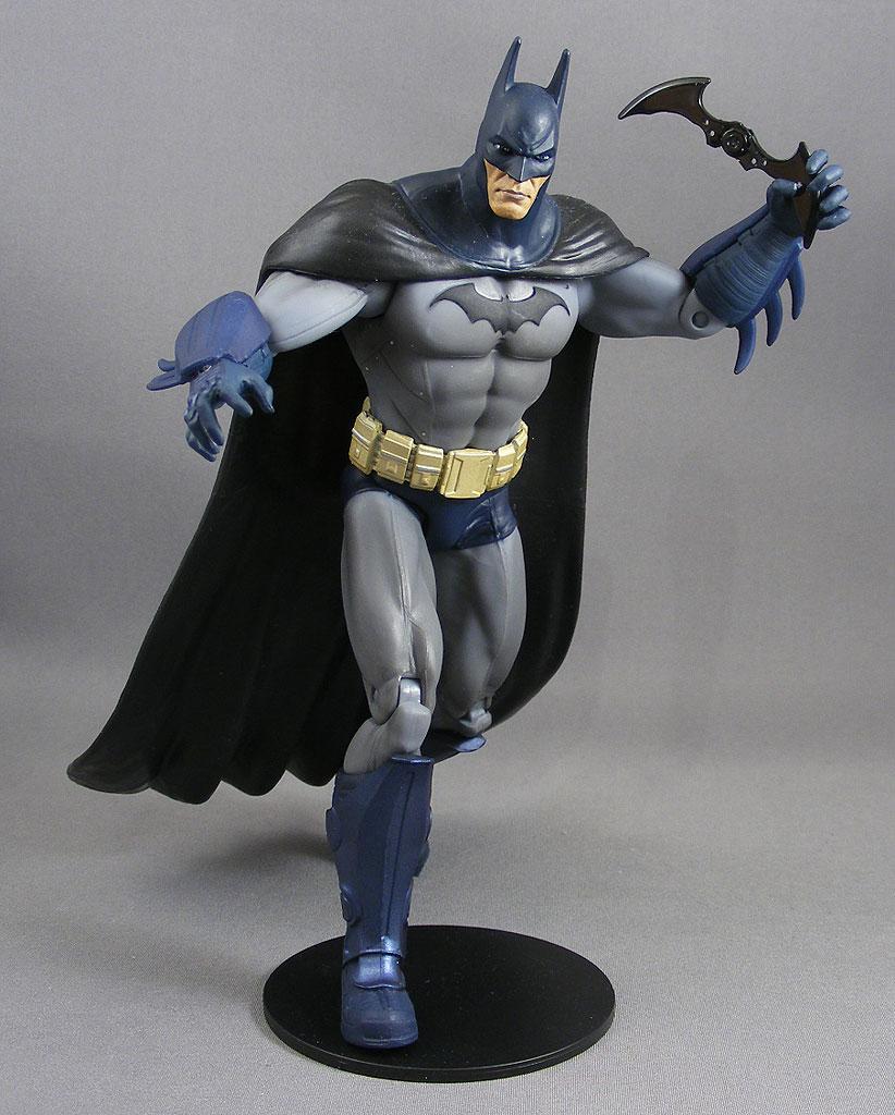 Bat Week Review Batman Arkham Asylum Dc Direct Poeghostal
