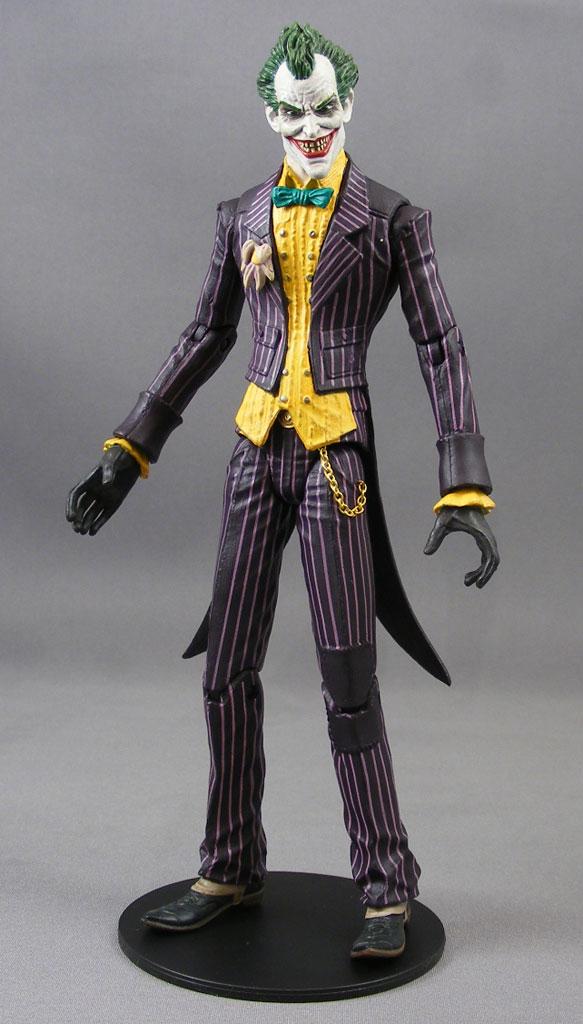 figurine batman arkham asylum joker
