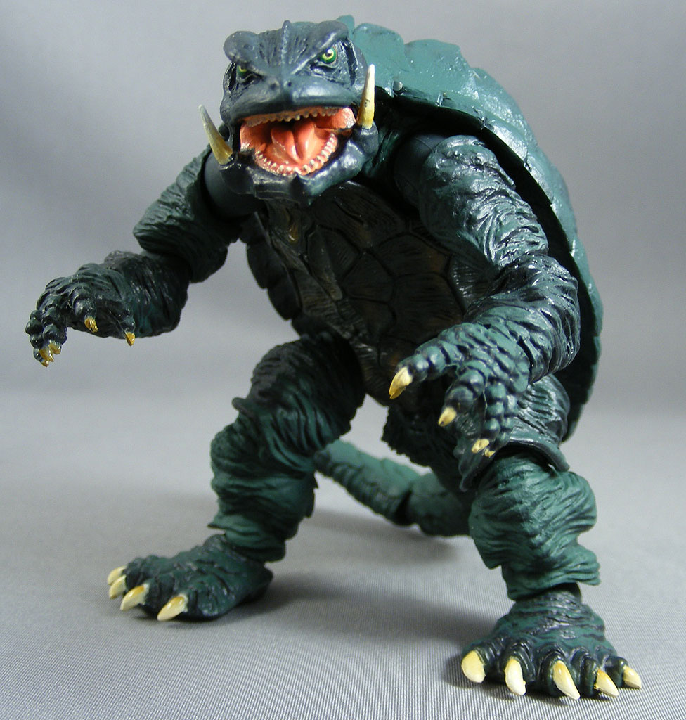 Gamera Vs Guiron Toys : Review gt gamera guardian of the universe revoltech