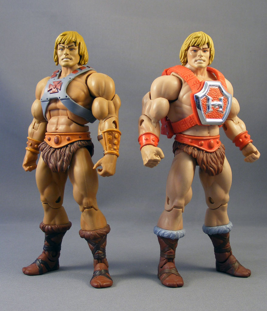 Poe's Review > Thunder Punch He-Man (Masters of the Universe ...