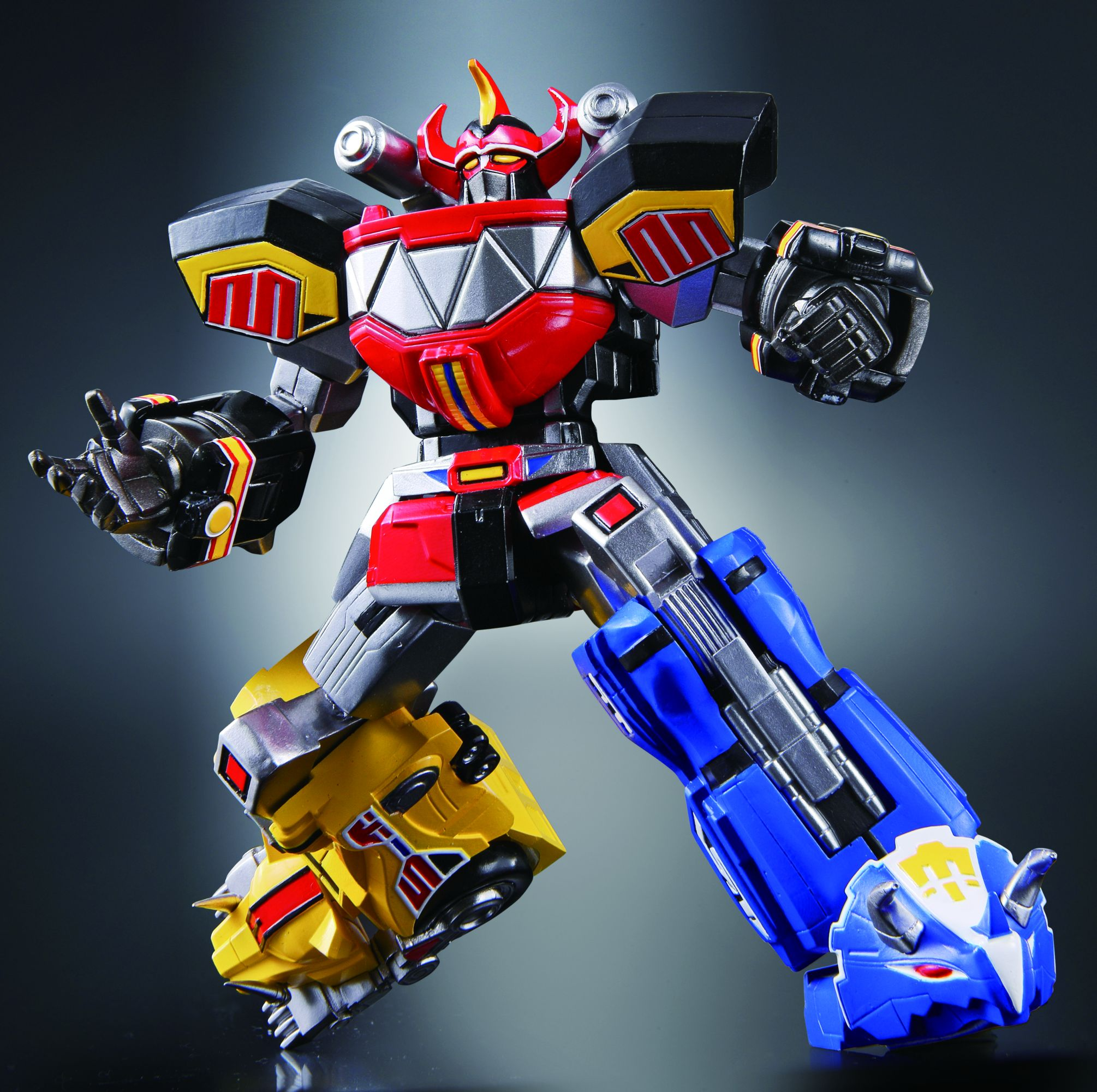 Uncategorized Robot From Power Rangers tamashii nations bringing super robot chogokin megazord to the commonly known in north america as original first aired series of mighty morphin power rangers 1993 daiz