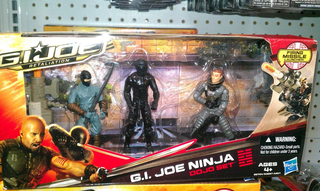 Toy Aisle Trolls > Ninja? No. Dance Machine? Hells yeah!