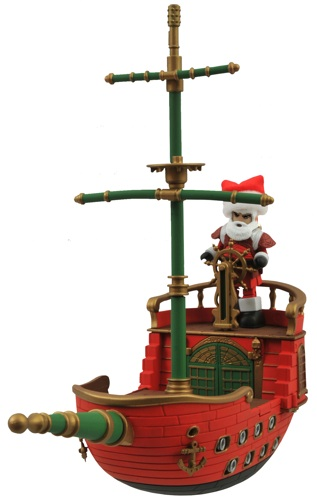 Sightings > Santa Claus Pirate Ship