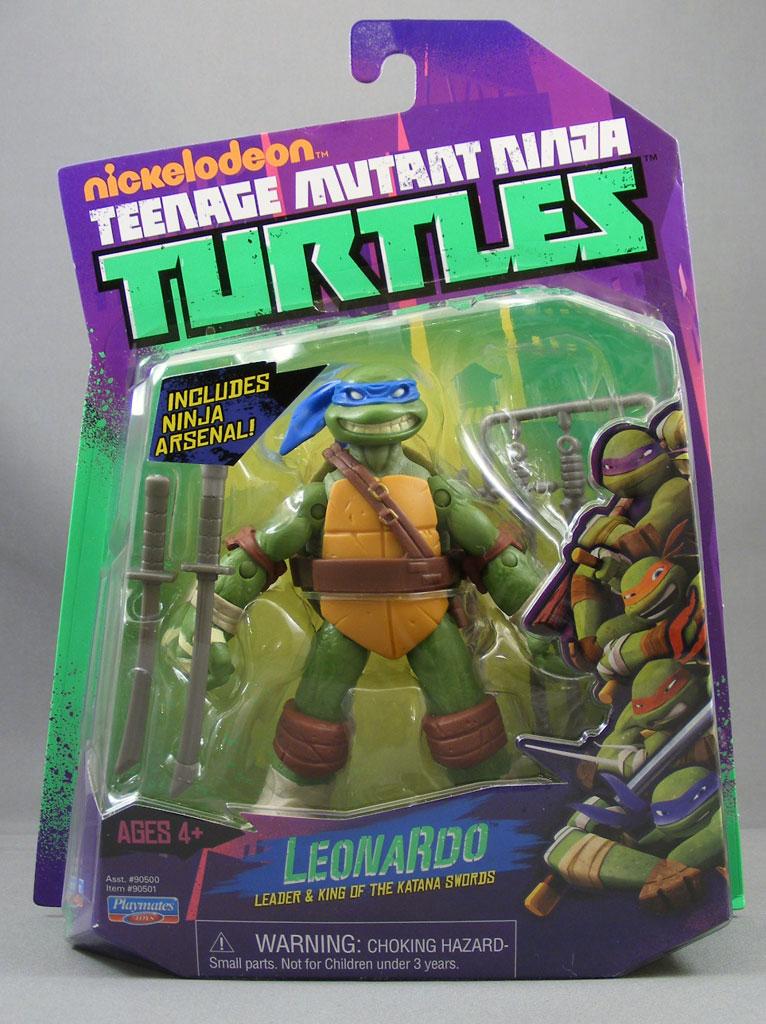 Poe S Review Leonardo Teenage Mutant Ninja Turtles 2012
