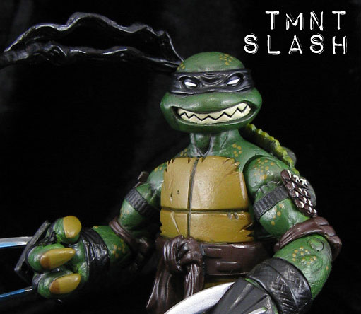 Sightings > Jin Saotome's Custom TMNT12 Slash