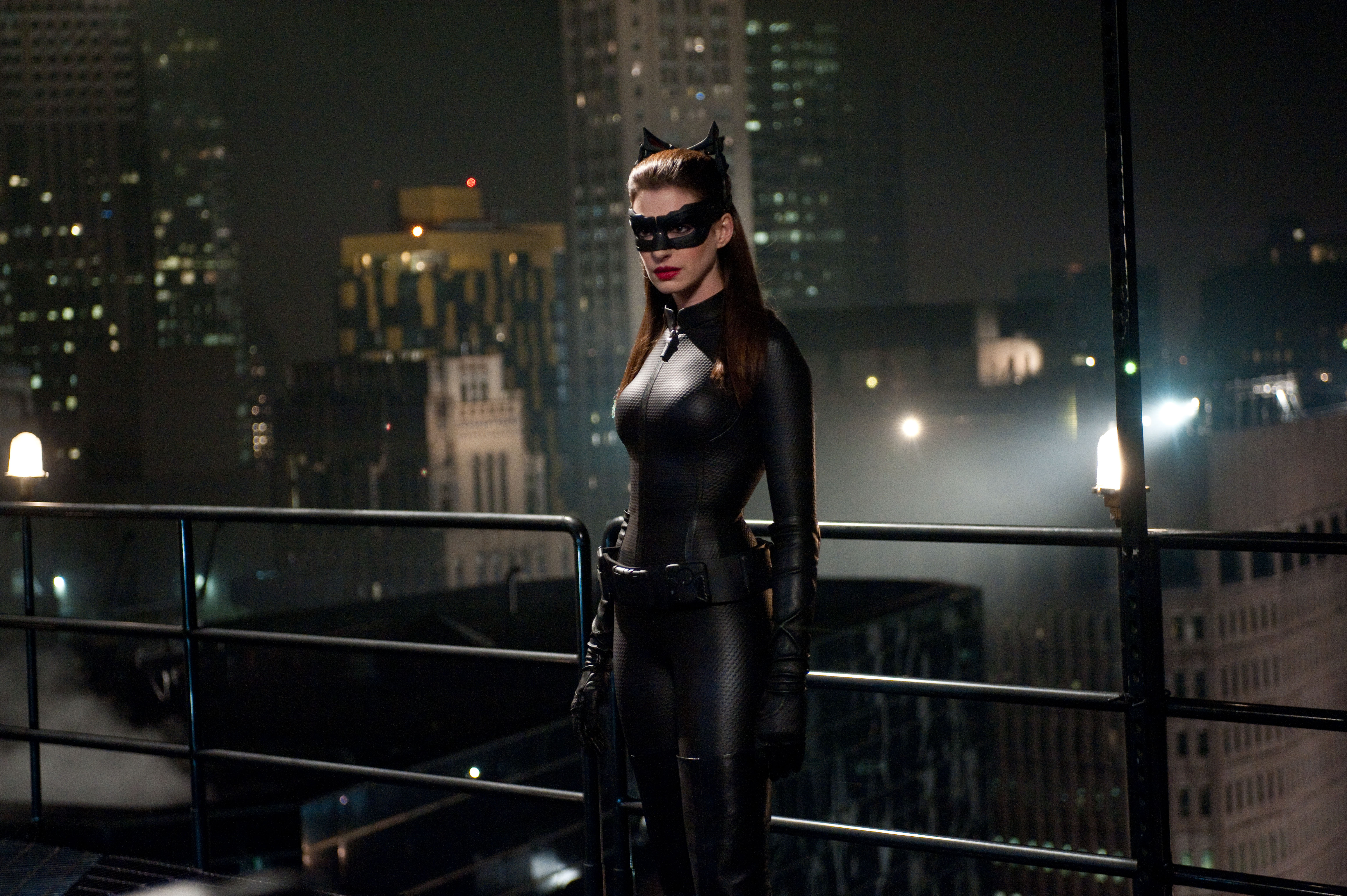 Movie Review > The Dark Knight Rises