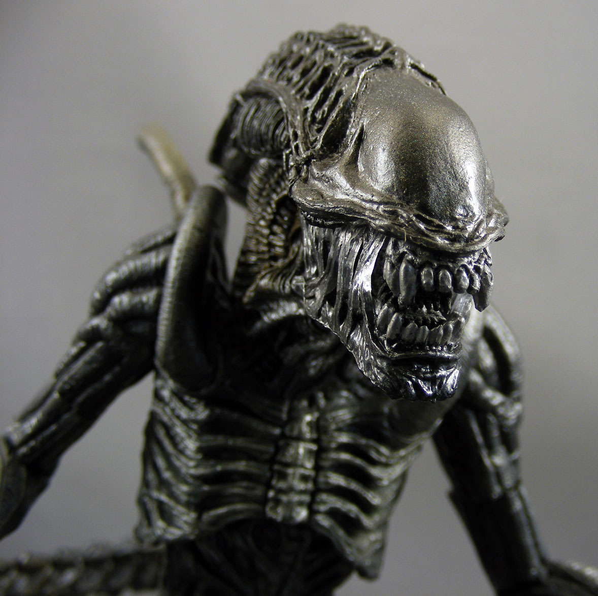 """With me here my favorite """"alien"""" design is the one from aliens"""
