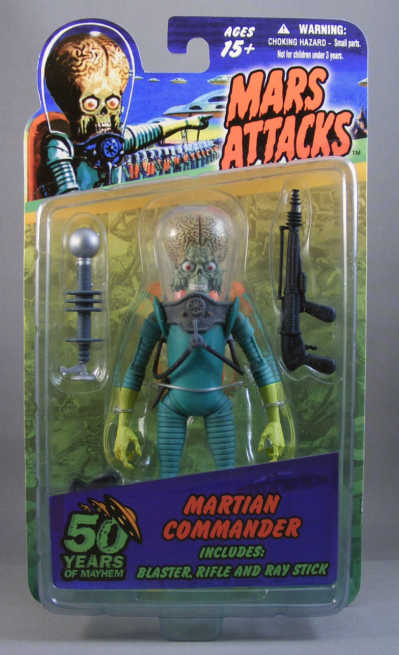 """mars attacks review """"mars attacks"""" has the look and feel of a schlocky 1950s science-fiction movie,  and if it's not as bad as a wood film, that's not a plus: a movie."""