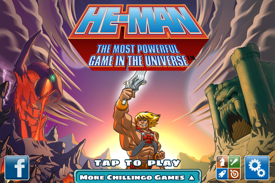 Review > He-Man: The Most Powerful Game in the Universe
