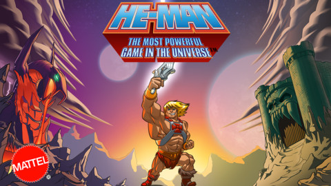 The New He-Man Smartphone/Tablet Game is Out