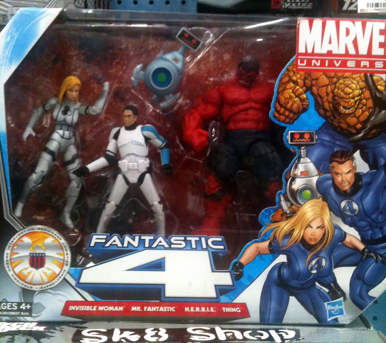 Fantastic Four The Thing Toy Fantastic Four Thing Toy