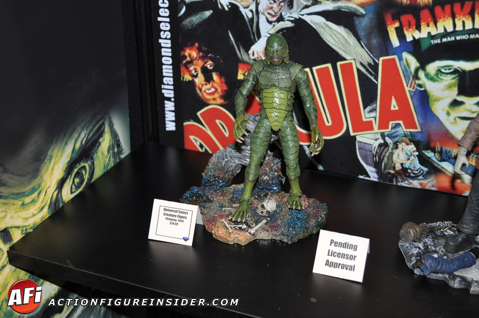 Toy Fair Quick Shots > DST Fully-Articulated Gillman