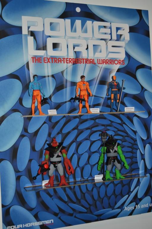 Toy Fair Quick Shots > Power Lords & Gothitropolis