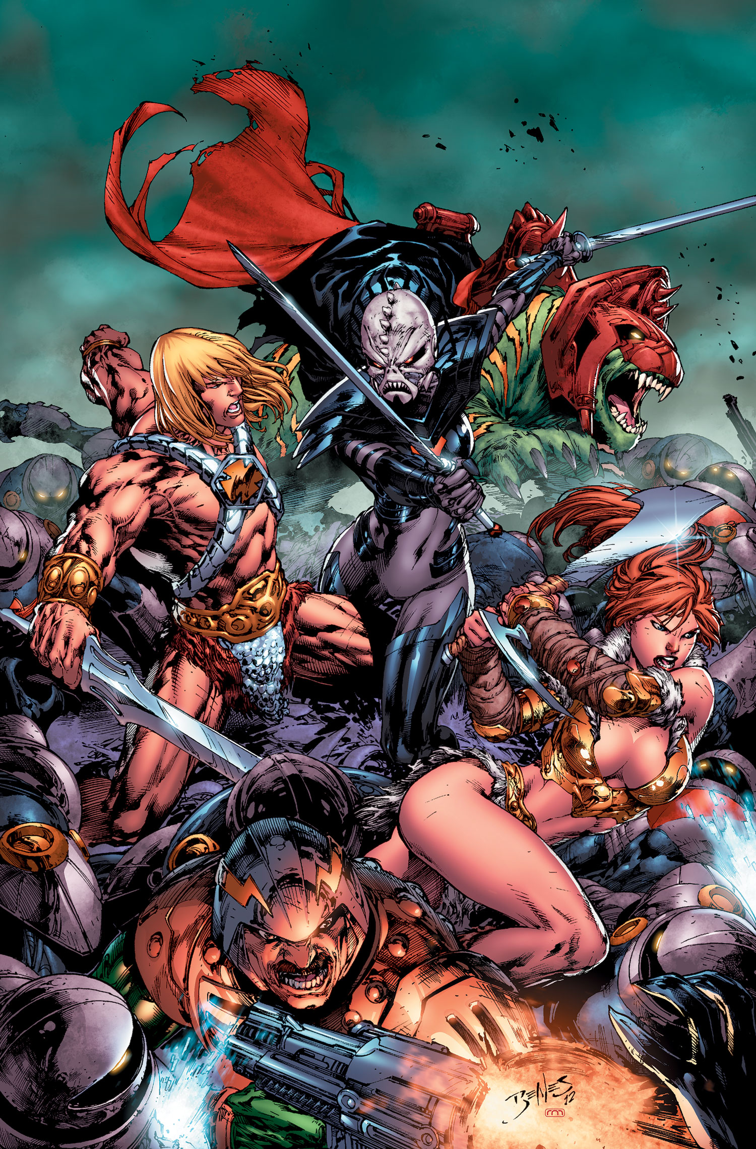 Poe Totally Missed This > He-Man and the Masters of the Universe Getting an Ongoing Comic
