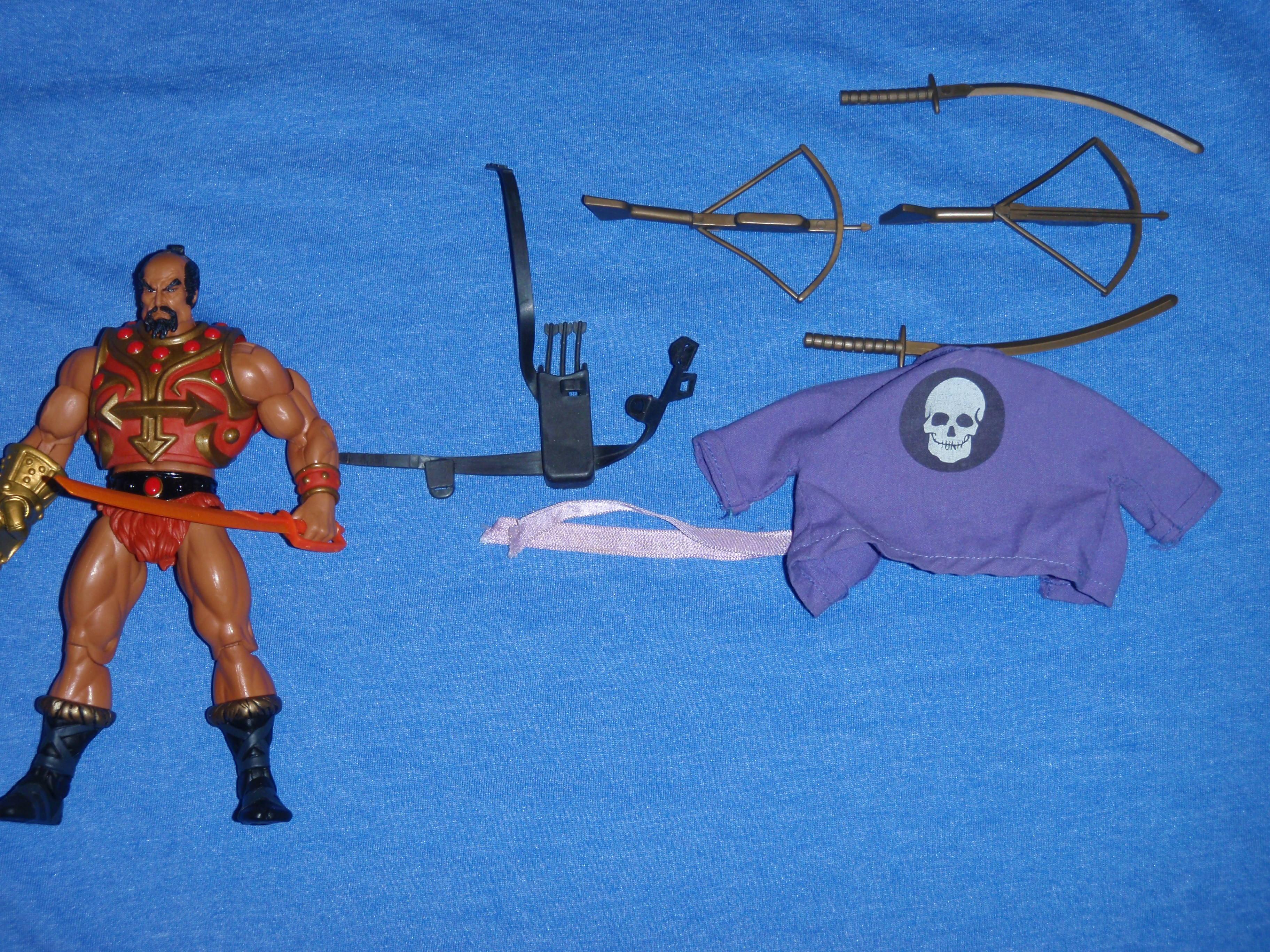 Identify the Toy > Purple Ninja