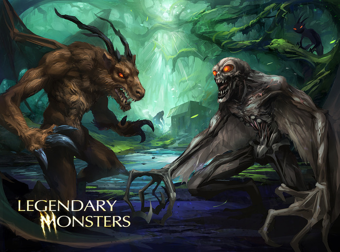 Legendary Monsters Will Soon Be Real
