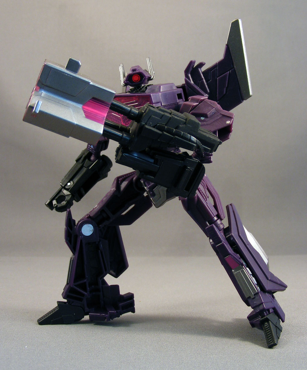 Review > Fall of Cybertron Shockwave (Transformers Generations, Hasbro)