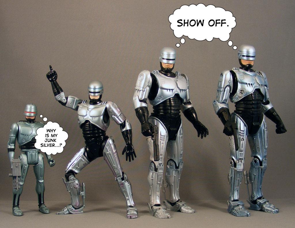 Robocop vs. Robocop vs. Robocop